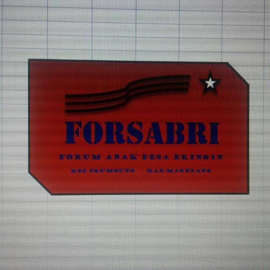 Image : Pengiriman perwakilan anggota Forum Anak Desa Bringin (FORSABRI) di Kec. Srumbung